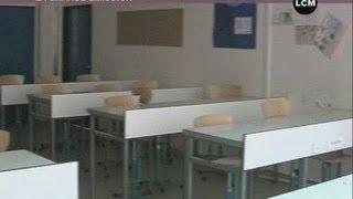 """Un collège adapté pour les """"enfants de la lune"""" (Marseille)"""