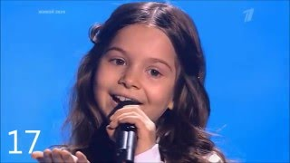 the best of the voice kids russia