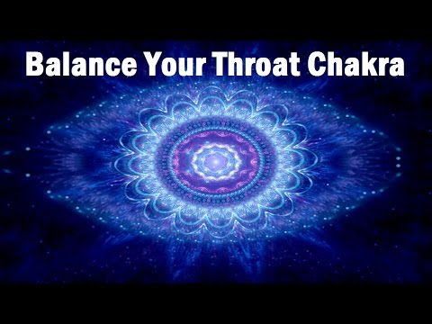 Throat chakra - Awaken Your Communication Skills | Subliminal Messages Binaural Beats