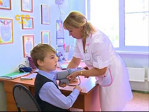 Школы без медперсонала                                    СТС-МИР.