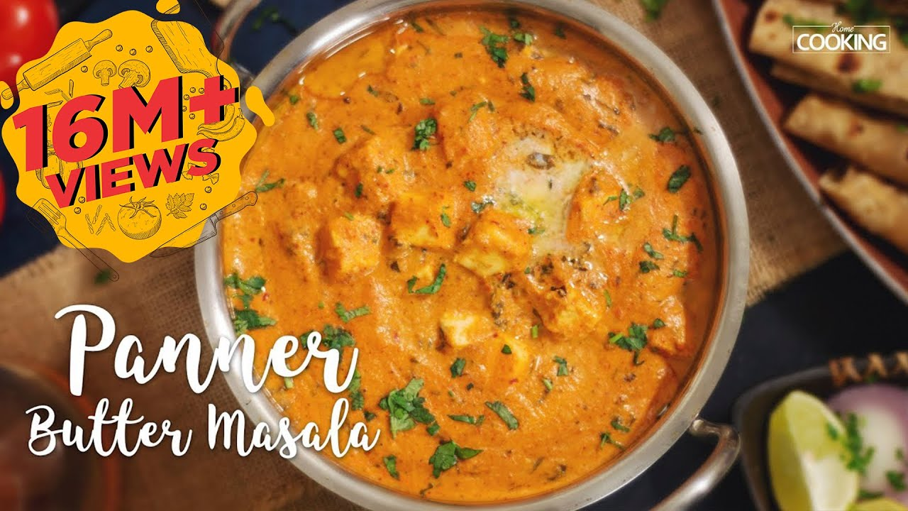 Download Paneer Butter Masala | Paneer Makhani | Paneer Recipes | Gravy Curries | Home Cooking Show