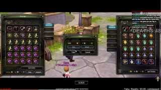 Dragon Nest [NA] Money Tip! How to Make Gold:  7,000+ in 30min w/ Gems!