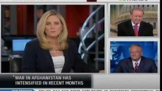 Pat Buchanan & Peter Fenn on Afghan War
