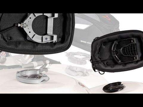SW-Motech und Bags Connection - Tankrucksäcke und Tankringe