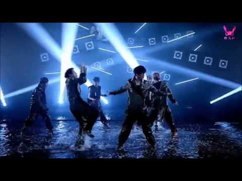 MIRRORED Warrior - B.A.P (비에이피) Dance Version