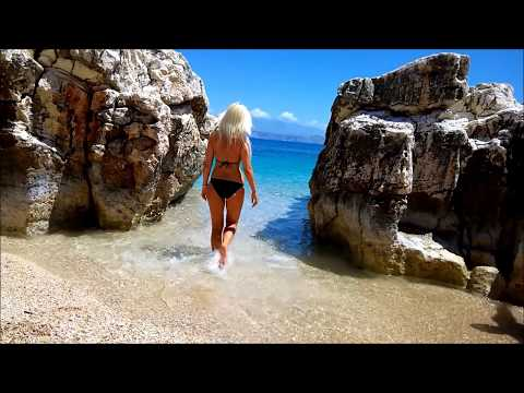 CORFU Greece June 2017 Korfu Grecja Kerkyra Holiday  Poland Fit Summer Itaka