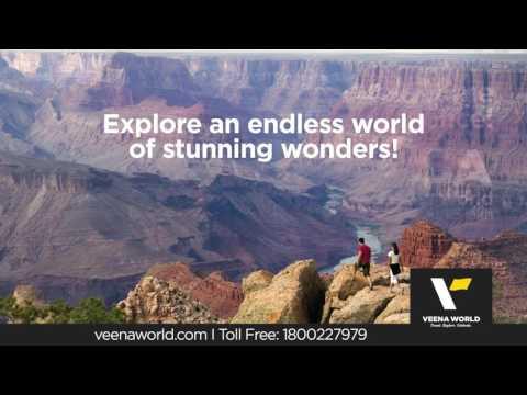 Visit USA with Veena World