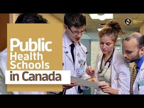 Top 5 Public Health Schools In Canada