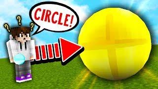 CIRCLES IN MINECRAFT!? (Minecraft Boundless Modded Survival #7)