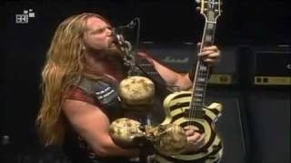 Black Label Society-Bleed For Me live