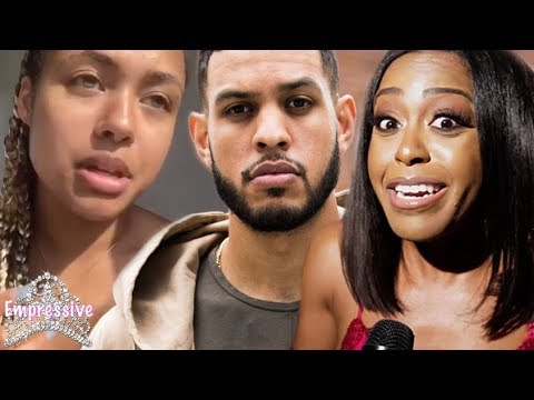 Insecure DRAMA!: Sarunas Jackson has a baby with costar Dominique Perry  His girlfriend goes off!
