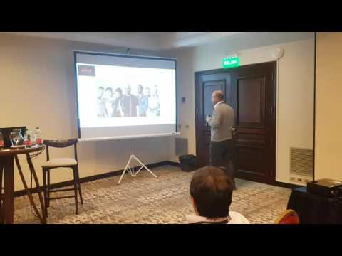 Charla de Gustavo Nahmod CEO de NNET en el E-Commerce Day Uruguay 10/08/2017
