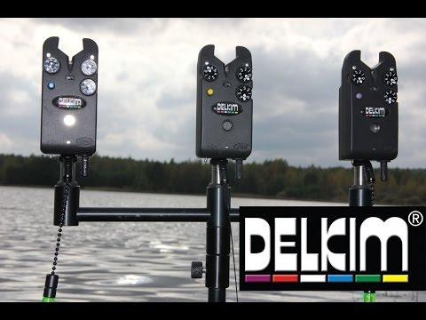 сигнализатор поклевки delkim tx-i plus