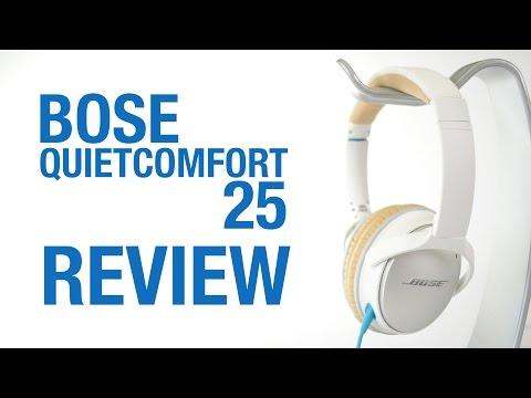 Bose QuietComfort25 Review
