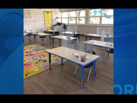 Digital Exclusive: First Day of School at Mary, Star of the Sea School
