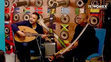 3MA: Ballaké Sissoko, Driss El Maloumi, Rajery | WOMEX 19 Radio Studio Session