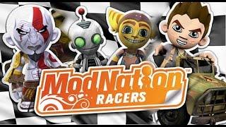 Modnation Racers (Mario Kart de PS3) : Conferindo o Jogo
