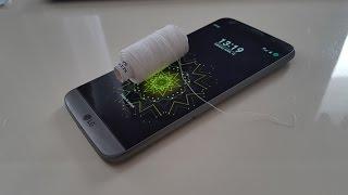 Testul papiotei cu LG G5! Ce probleme are noul flagship sud-coreean