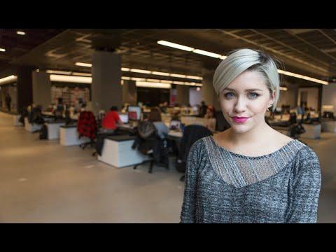 SAIC Co-op Education Internship Profile: Anna Russett (BFA 2014), Havas Worldwide