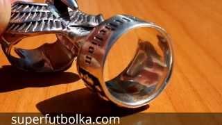 Проверяем серебряные кольца