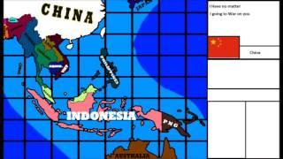 Alternative Future of Southeast Asia in Collab- Episode I- ASEAN Mapper