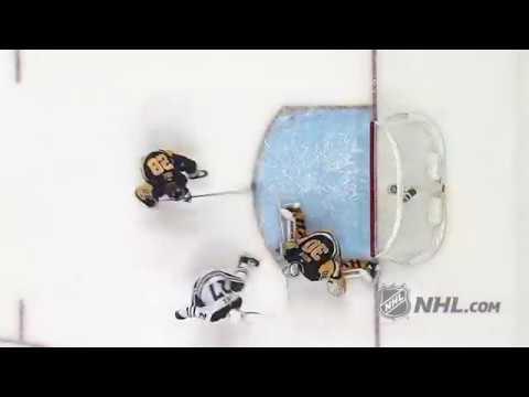 Matt Murray Unbelievable Stick save to Rob Letestu of the Edmonton Oilers