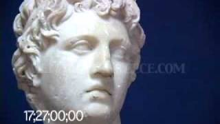 0323 Bust of Alexander the Great