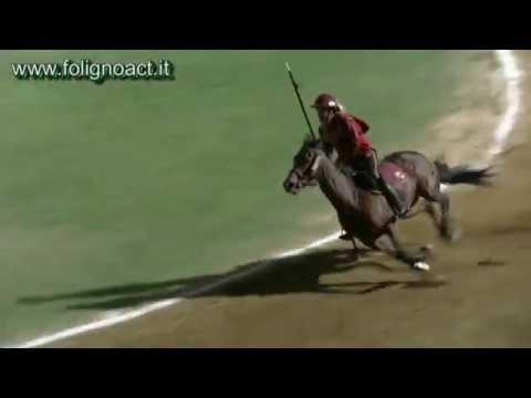 Giostra Della Quintana 19/09/2015 - Sintesi Gara