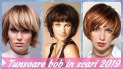 Top 20 Modele De Tunsoare Bob In Scari 2019
