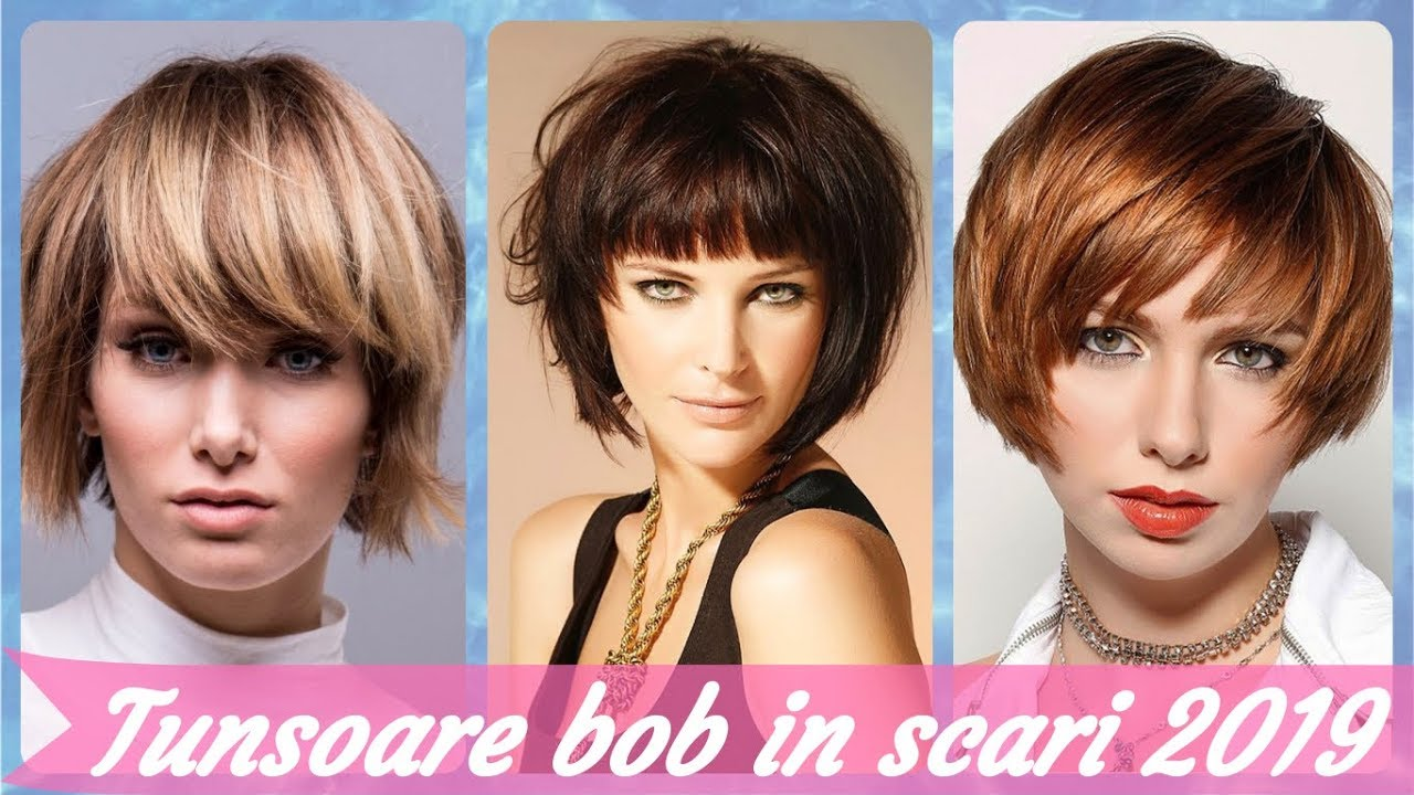 Top 20 Modele De Tunsoare Bob In Scari 2019 Youtube