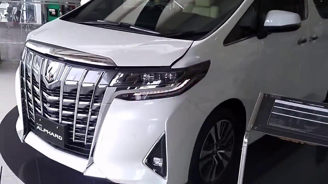 All New Alphard 2018 Indonesia Harga Toyota Vellfire In Depth Tour G 3rd Gen Facelift Youtube