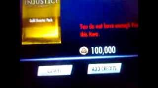 injustice gold booster pack #5 Thumbnail