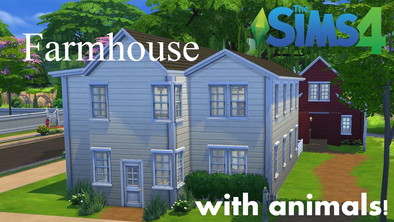 Farmhouse WITH ANIMALS