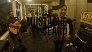MUSTACHE AND BEARD - TAMBORA - Live at #SUBSTEREO