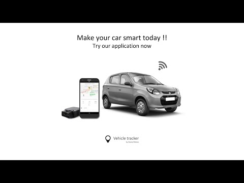 Vehicle Tracker 360 | A Simple vehicle monitoring system | Ozone Motors