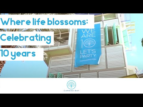 Where Life Blossoms: Camana Bay Celebrates 10 Years in Grand Cayman