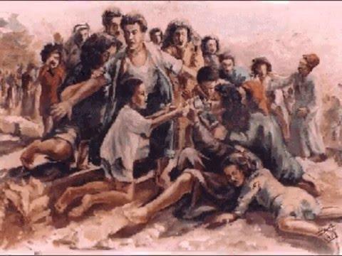Lydda (Lod): massacre & exodus 13/7/1948 הטבח בלוד