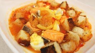 Испанский рыбный суп - Готовим Вкусно и Красиво