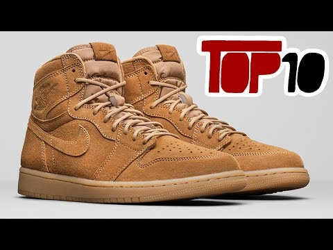 Top 10 Air Jordan Shoes Of 2018 For Under $100