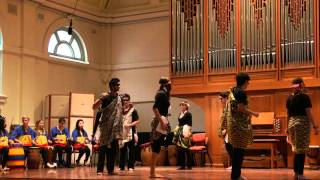 African Drum and Dance Performance - Gahu