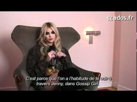 Taylor Momsen : L'interview !