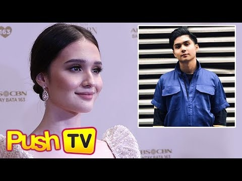 Kira Balinger reveals Ryle Santiago just stopped courting her  Push TV