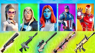 der *Zufällige* MARVEL SKIN in Season 4!