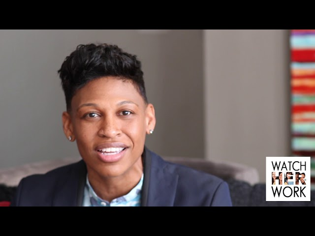 Career Transition: Build Your Competency, Khaliah Guillory | WatchHerWorkTV