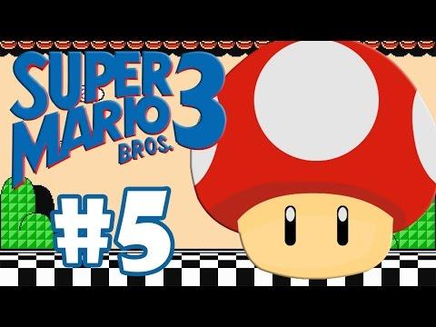 SUPER MARIO BROS 3 #05 - TERRA DOS GIGANTES