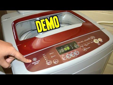 Samsung 6 2 kg Fully Automatic Top Loading Washing Machine [WA62H3H5QRP]  DEMO | Ur IndianConsumer