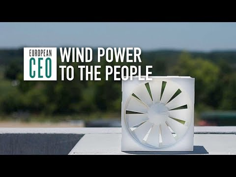 A new and innovative approach to harnessing wind energy | European CEO