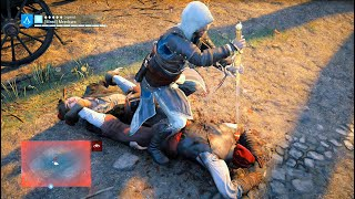 Assassin's Creed Unity Edward s Outfit Free Roam & Rampage with Master Arno