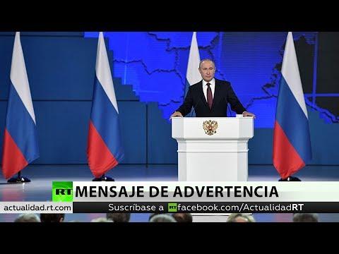Putin explica cómo