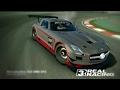 Real Racing 3 drift: Mercedes SLS AMG GT3